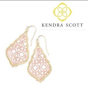 ■Kendra Scott ■Addie Rose Gold Filigree Earrings